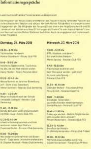 Berufsmesse Vocatium @ Veranstaltungsforum FFB | Fürstenfeldbruck | Bayern | Deutschland